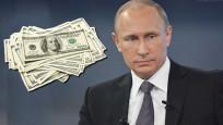 Putin'den dolar eleştirisi