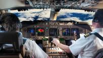 BM uçağı Etiyopya'da zorunlu iniş yaptı