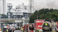 Almanya'daki kimya tesisinde patlamada 2 ölü