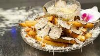 Dünyanın en pahalı patates kızartması