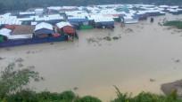 Bangladeş'te sel: 12 binden fazla Arakanlı Müslümanı etkilendi