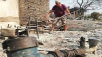 Küllerin arasından topladılar: Yangından geriye kalanlar