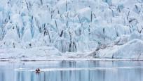 Yeni felaket: Buzullar hızla eriyor