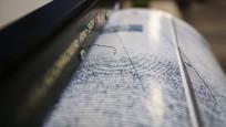 Ege Denizi'nde 4.5 büyüklüğünde deprem oldu