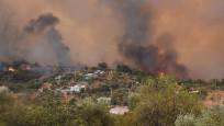 Yangın bölgesinden acı haber: Bir kişi daha hayatını kaybetti