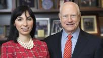Türk kadın bankacı ABD'de zirveye yükseldi