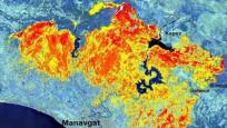 Manavgat'taki kabusun haritası! Kahreden rakam...