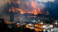 4 ilde yangınla mücadele! 10 bin kişi tahliye edildi...