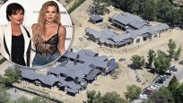 Kris Jenner ve Khloe Kardashian'ın 37 milyon dolarlık lüks kompleksi