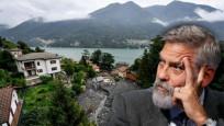George Clooney selden zarar gören komşularının evlerini temizledi
