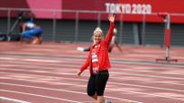 Milli atlet Eda Tuğsuz Tokyo'da finale yükseldi