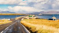 İskoçya, adaya yerleşecek 100 kişi arıyor: 50 bin sterlin verilecek