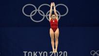 Tokyo Olimpiyatları'nda bir ilk! Havuzda şok olay