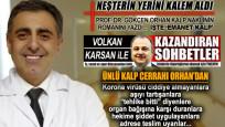 Prof. Dr. Gökçen Orhan: Kovid aslında bir pıhtı hastalığı