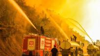 Yangınla mücadele 4 ilde sürüyor!
