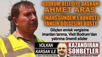 Ahmet Aras: Bodrum'un imara değil koruma planlarına ihtiyacı var
