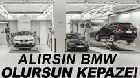 Alırsın BMW olursun kepaze