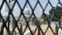 ABD Kongresi, tekrar demir çitle çevrildi