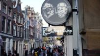 Hollanda'nın 'boyu' kısalıyor