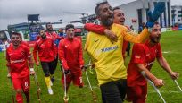 Ampute Futbol Milli Takımı, Avrupa Şampiyonası'nda finale çıktı