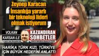 Yale'in ödüllü mezunu Karacan, Facebook'u ve başarılarını anlattı