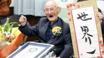 Japonya'da yaşlı nüfusunda yeni rekor