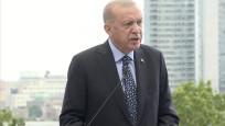 Erdoğan: Türkevi binamız hayırlı olsun, gururluyuz