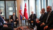 Cumhurbaşkanı Erdoğan, Johnson'ı kabul etti