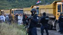 Kosova ile Sırbistan arasında 'trafik' krizi
