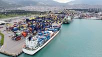 İskenderun Limanı rekora imza attı