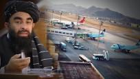 Taliban duyurdu: İşte Kabil Havalimanı için son karar!
