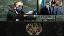 BM Genel Kurulu'nda Kovid-19 şoku! Sağlık Bakanı virüse yakalandı