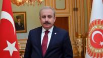 TBMM Başkanı Şentop'tan seçim kanunları açıklaması