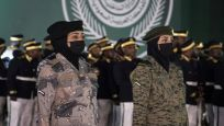 Suudi Arabistan tarihinde bir ilk: Kadın askerler ilk kez askeri geçit törenine katıldı