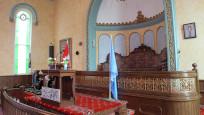 Uygur Türkleri 148 yıllık kiliseyi camiye çevirdi