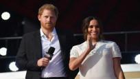 Meghan Markle ve Prens Harry alay konusu oldu