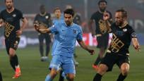 Trabzonspor evinde Osmanlıspor'a mağlup oldu