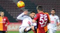 Galatasaray Antep'te yıkıldı