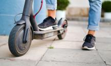 Elektrikli scooter'lara plaka geliyor