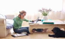 Evden çalışma günlük mesaiyi 48.5 dakika uzattı