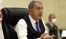 Akar: Rusya-Ukrayna gerginliği bir an önce bitmeli