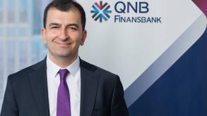QNB Finansbank'ta üst düzey atama