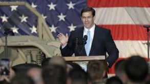 Esper: ABD, Kürt güçleriyle birlikte çalışmaya devam etmeyi umuyor