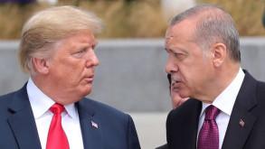 Trump'ın Erdoğan'a ikinci mektup!