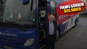 Büyük dedesi Osmanlı'nın son bakanıydı: Türk otobüsüyle yola çıktı