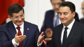 Ali Babacan ve Davutoğlu için ağır abiler devreye girdi