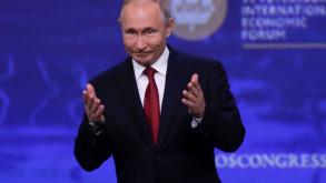 Tercüme hatasını farkeden Putin Almancasını konuşturdu