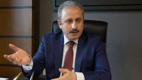 AK Parti Mustafa Şentop'u aday gösterdi