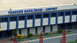 Trabzon Havalimanı uçuşa kapatıldı