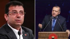 İmamoğlu'ndan Erdoğan'a: Benimle uğraşacağınıza Ankara'da işinize bakın